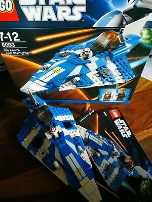 Lego Star Wars 8093 Plo Koon´s Starfighter