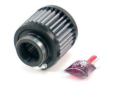 K&N Filters 62-1430 Crankcase Vent Filter - Washable and Reusable