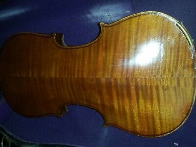 old violin Januarius Gagliano Tourte Bow