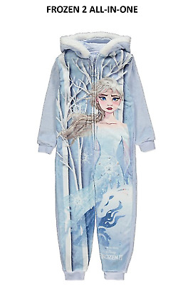 Disney FROZEN 2 One piece All-in-one Sizes 1.5 - 7 YRS