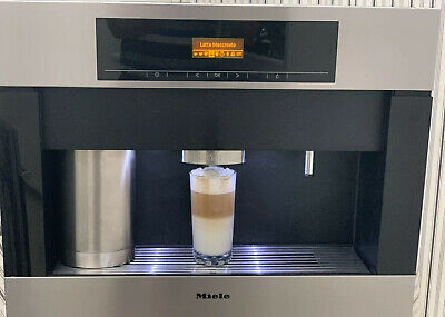 Miele Cva5065 Bean To Cup Integrated Automatic Cappuccino