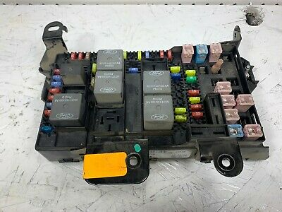 2006 Ford Super Duty Interior Dash Fuse relay junction Block Box 6C3T-14A067-BB