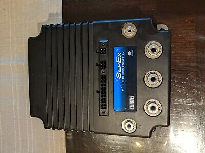 EZGO 2004-UP 48 Volt Curtis Speed Controller 615551 Replaces 73098-G04 1268-5411