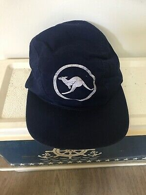 RAAF Royal Australian Air Force Hat Vintage Retro Cap