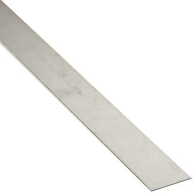 """O1 Tool Steel Sheet, Precision Ground, Annealed, 1/16"""" Thickness, 3/4"""" Width,"""
