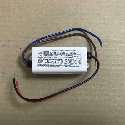 APC-8E-500 Pwr sup.unit switched-mode LED 8W 8÷16VDC 500mA  MEANWELL