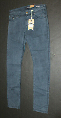 Scotch Shrunk dark blue boys kids jeans size 12 NEW with tags originally $91
