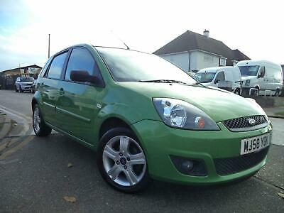 2009 Ford Fiesta 1.25 Zetec Climate 5dr