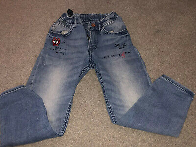 H&M Boys Jeans 5-6, Used But Still Good Condition