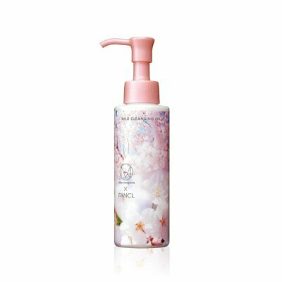 Fancl Mild Cleansing Oil Mika Ninagawa Limited Edition 120ml