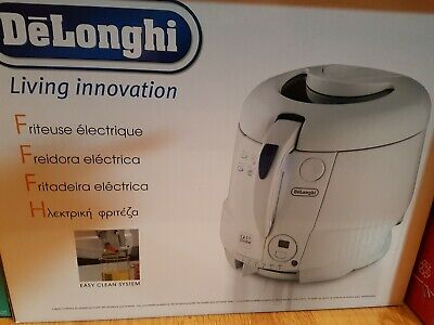 delonghi friteuse living innovation neuve