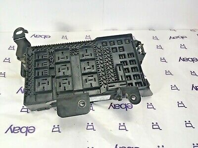 2006 06 Ford F250 Super Duty Fuse Junction Bcm Box Relay 6C3T-14A067-Ab