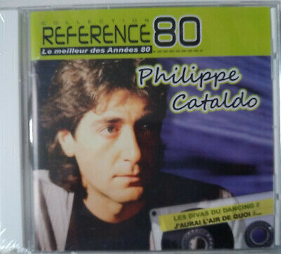 Cd Reference 80 - Philippe Cataldo