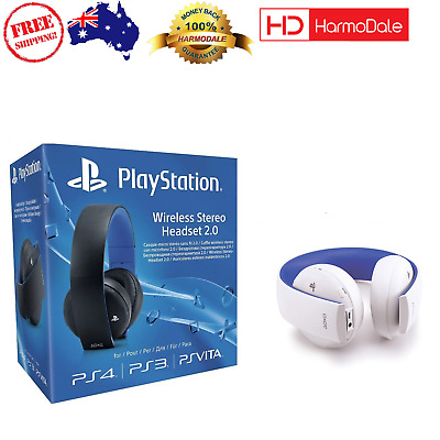 Sony PlayStation 4 Black Wireless Headset PS4 2.0 Choose Color