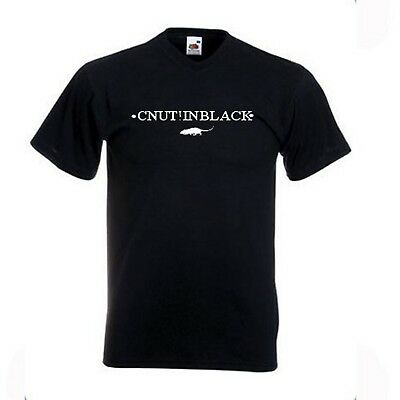 The Stranglers - Your name in Black  - T Shirt