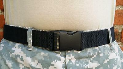 """1.5"""" Tactical BDU Belt for Military, Police, EMT, Airsoft & Outdoors"""