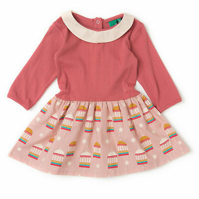 Magic Sandcastle 2 3 4 5 6 7 8 Little Green Radicals Organic Playaway Dress