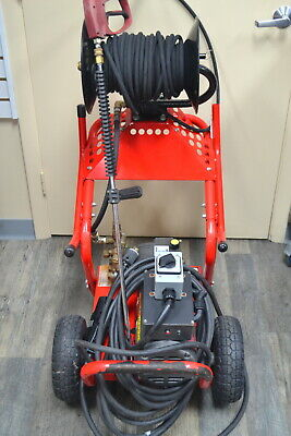 Hotsy EP-3015A Cold Water 3GPM 1500PSI Pressure Washer