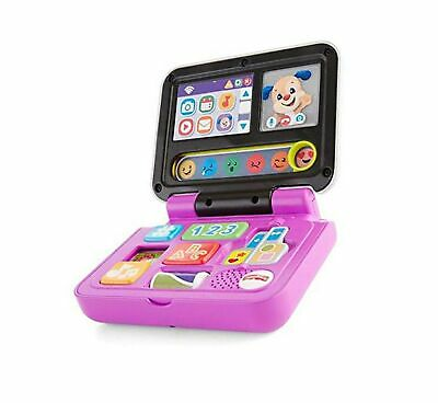 Fisher-Price Laugh & Learn Click & Learn Laptop  Educational Toy Gift Boy Girl