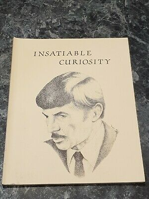 "Star Trek Leonard Nimoy ""Insatiable Curiosity"" Fanzine"