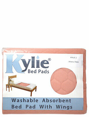 Kylie Bed Pad with Wings