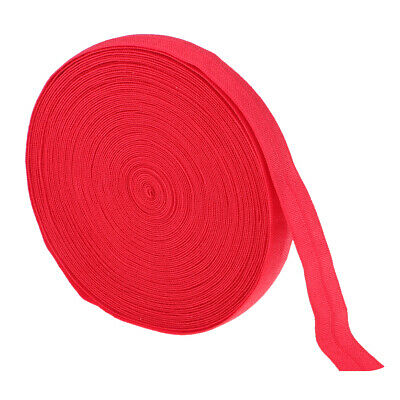 10M Stretch Flat Elastic Waist Band Woven for DIY Sewing Trouser Dressmaking