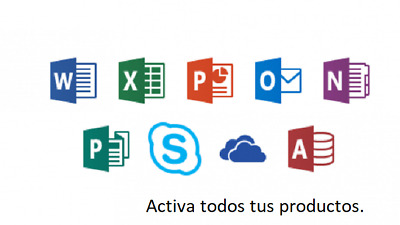 Office 2016 1pc 32 BITS. Word.Exel.