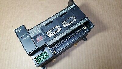 Omron CP1H-XA40DT1-D Programmable Controller CPU Unit ~ Sold w/ 60 Day Warranty