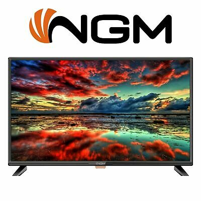 "Ngm 3202 Smart Tv Wi-Fi 32"" Hd Ready Dled Dvb-T: Dvb-T2 Hdmi Vga Per Monitor Pc"