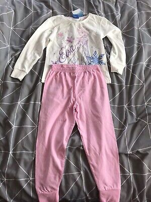 New With Tags Disney Frozen Pjs Age 5 Years Christmas