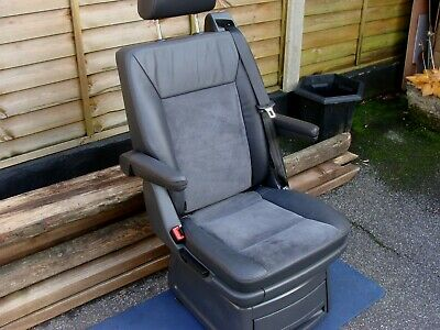 CARAVELLE rear SEAT california vw volkswagen t6 t5 executive leather chair