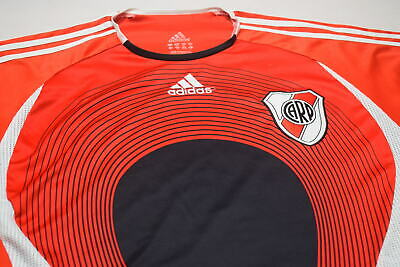 Adidas River Plate Trikot Jersey Camiseta Maillot Maglia 2007 CARP Argentinia XL