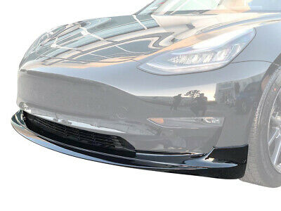 Unplugged Performance Frontspoiler Lippe - Tesla Model 3