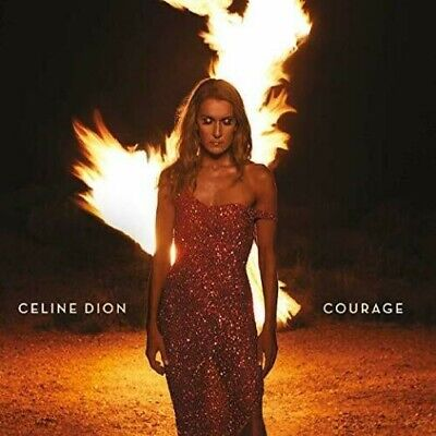 Celine Dion, Courage [New CD, 2019] BRAND NEW sealed!!!