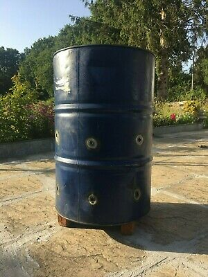 Garden incinerator bin fire burner for rubbish leaves paper 200L