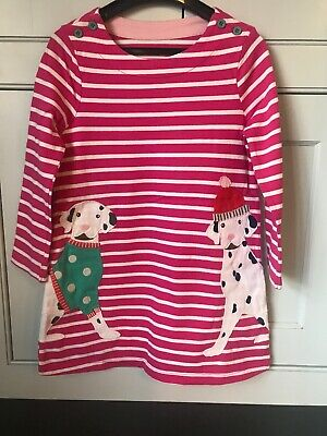 Boden Girls Dress Age 4-5 IMMACULATE