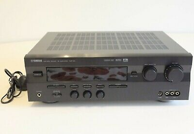 Yamaha DSP-A5 Natural Sound AV Amplifier. Exceptional condition.