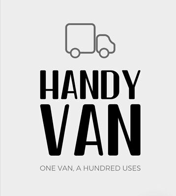 Man and a van service (removal/courier/pick up/delivery/transport)