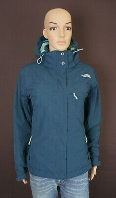 The North Face WARM HYVENT JACKET 100% REAL COAT - SIZE LARGE FEMALE