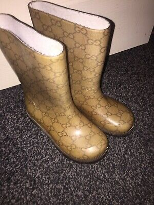 Kids Gucci Wellie Boots