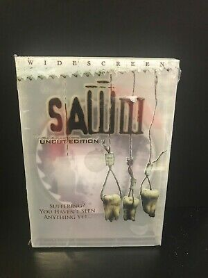 Saw 2 Special Edition - Dvd - Brand New & Sealed - Fast Ship!