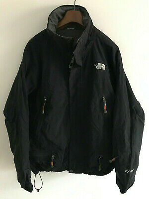 The North Face Coat/Jacket! Mens M/L 44-46 Chest! Black! Hyvent Padded Parka