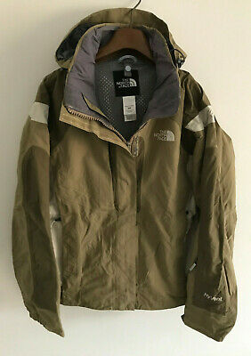 The North Face Coat Jacket Womens Uk M/L 42 Chest Hyvent Waterproof!