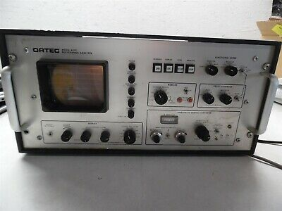 ORTEC Model 6200 Mutlichannel Analyzer