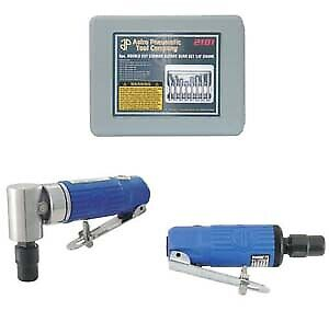 Astro Pneumatic 1221 Die Grinder Combo Kit With Burrs