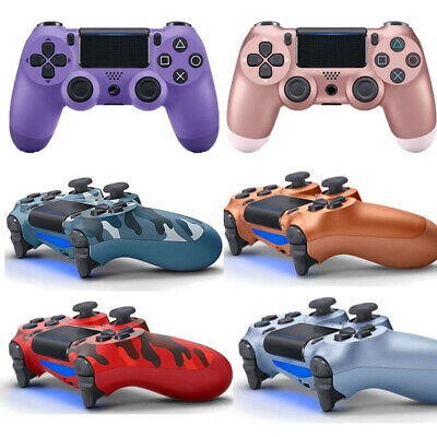 Wireless Bluetooth Controller Gamepad For PS4 PlayStation Handle Vibration AU