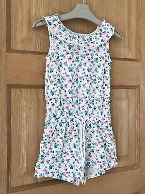 NEXT *3-4y GIRLS Summer play suit Holiday OUTFIT DRESS AGE 3-4 YEARS