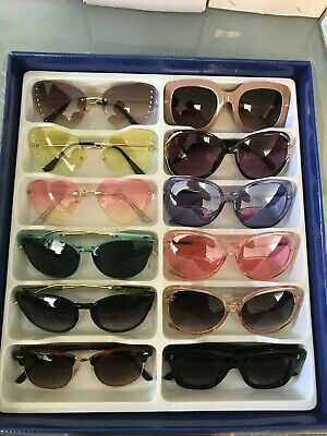 Job Lot 24 pairs of assorted sunglasses - Car Boot - Resale - Wholesale -REF415