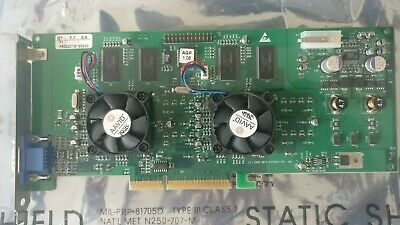 3dfx Voodoo5 5500 AGP Graphics Card - RARE 64Mb model