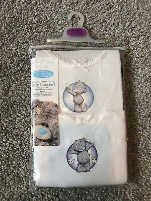 Me To You Girls Vests X2 3-4 Years *BRAND NEW*